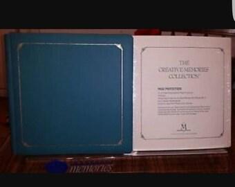 12x12 scrapbook