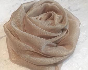 Chiffon Rose, Flower, Chiffon Flower