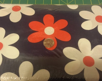 Lil Plain Jane Daisies, Fabric full Yard, Quilting fabric, Apparel, Sewing, Michael Miller