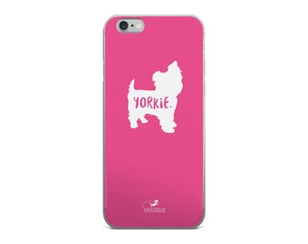 Yorkie iPhone 6/6S or iPhone 6/6S Plus