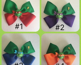 Teenage Mutant Ninja Turtle Bows!
