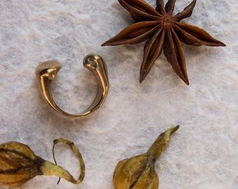 Handmade Bronze ring