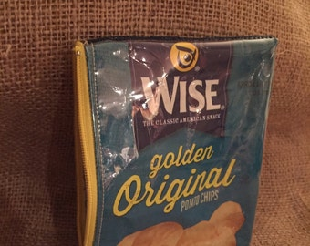 Wise Potato Chip Clutch