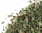 Lemon Balm | Organic Tea Sampler | Herbal Tea Party Tea |Organic Dried Herbs from The Tiny House Farm