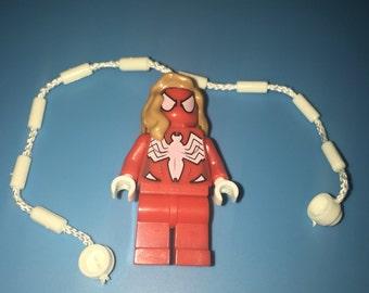 Marvel SPIDER GIRL Custom Minifigure