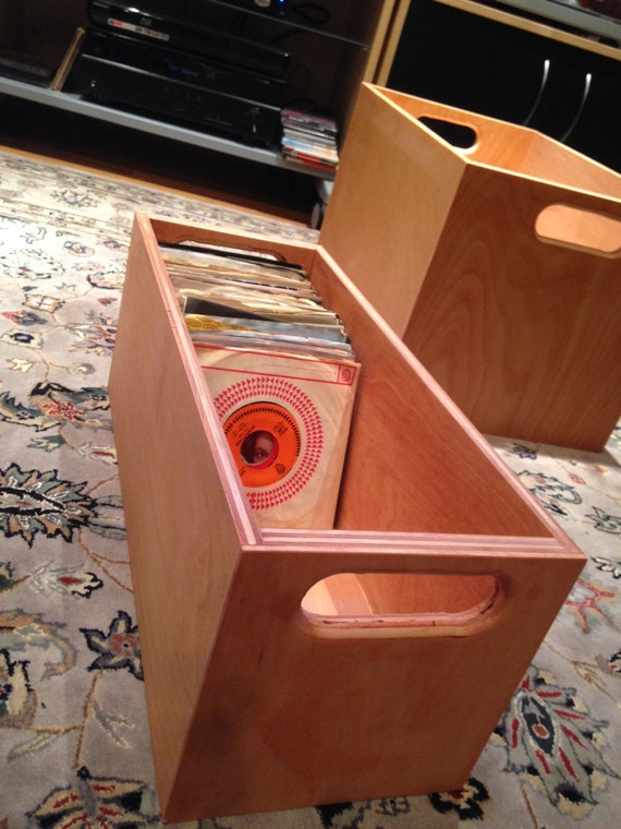 45 Rpm 21 1 2 Deep Vinyl Record Storage And Display