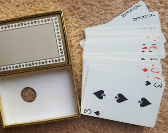 Vintage Tiffany & Co. Playing Cards