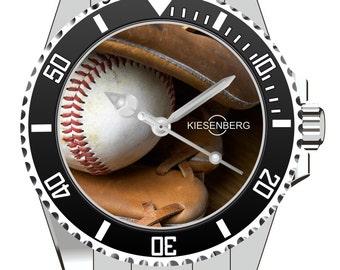 Baseball MLB  Watch - Men Watch Jewelry Baseball Bat Gift Present for Men- Watch 1995