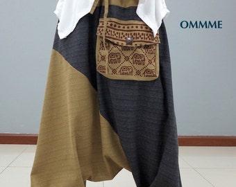 OMMME harem pants  (EL-3Y)