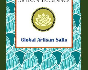Six Global Artisan Finishing Salts