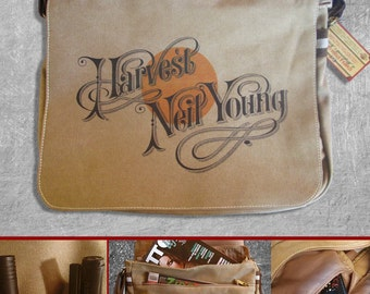 Harvest Neil Young Sahara Bag