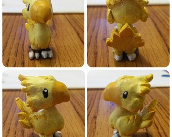 Chocobo figure