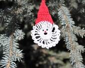 Christmas Santa Claus ornaments