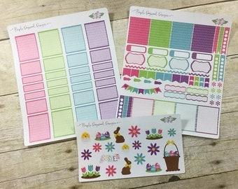 Easter Theme Life Planner Kit