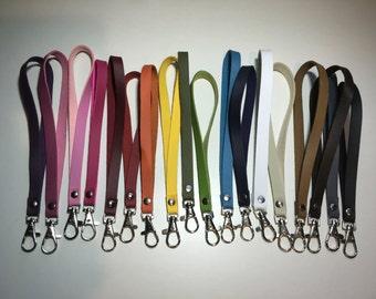 wristlet strap, wristlet, key ring, key chain, strap