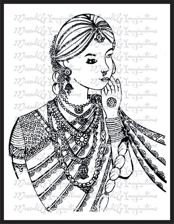 Items similar to adult coloring pages printable adult Coloring books for adults india
