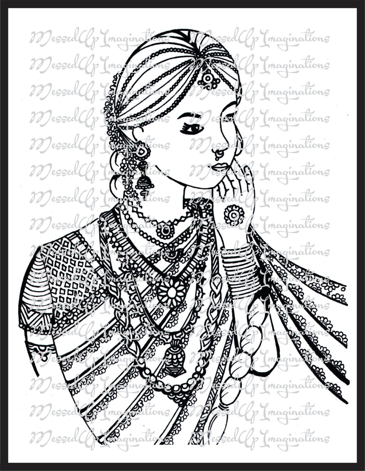 Adult Coloring Pages Printable Adult Coloring Book Page