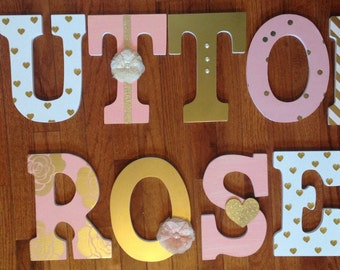 gold letters for wall gold wall letters etsy 21963 | il 340x270.1007885245 kgsj