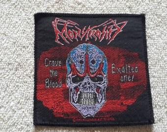1993 Monstrosity Patch