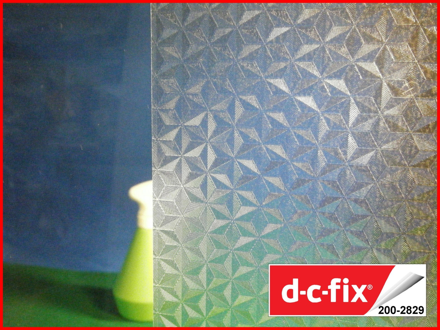 Contact paper dc fix transparent pattern privacy design - Dc fix tischdecken ...