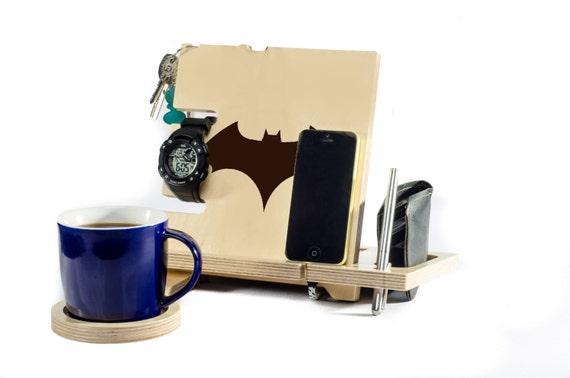batman home decor stand symbol dc superhero custom decal dc