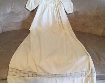 Vintage christening dress