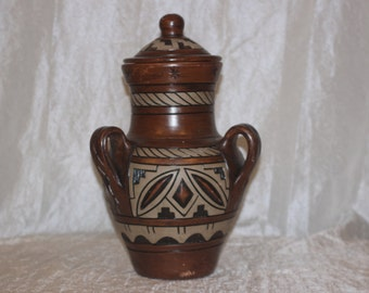 Hand crafted Terra Cotta Pot