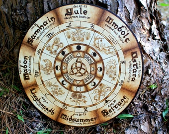 Pagan Wheel of the Year