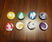 FOW Buttons! {Set of 8}