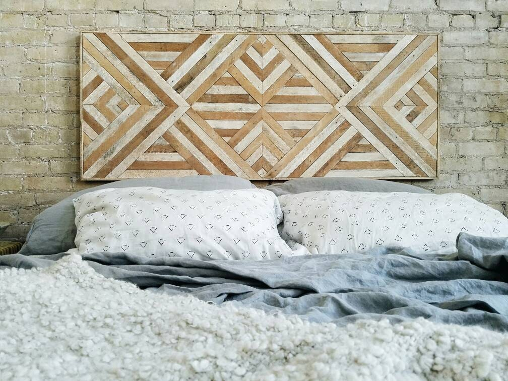 reclaimed wood wall art queen headboard wood wall decor modern headboard wood wall art sculpture king headboard