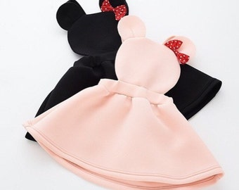 Girl princess dress Minnie Mouse
