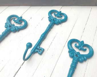 Iron Key Hook, Home Decor, For The Home, Towel Holder, Customize