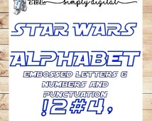 beliebte artikel f r star wars font auf etsy. Black Bedroom Furniture Sets. Home Design Ideas