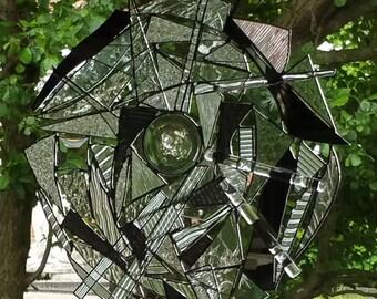 Dreamcatcher Recycle Art 1