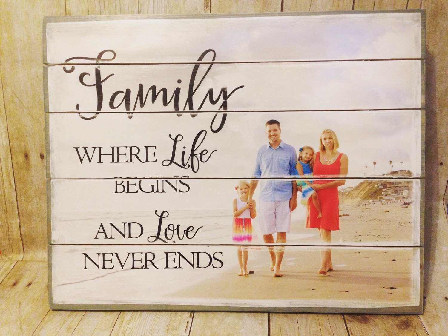 Photo Pallet Picture Pallet Wood Pallet Wedding Gift