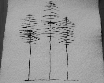 Three Black Trees