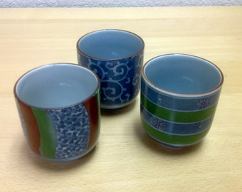 Pre-modern Japanese Cups