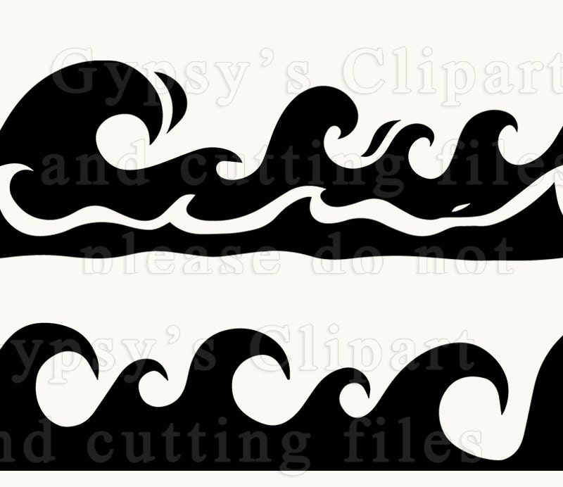 ocean waves silhouette www imgkid com the image kid free sailboat clip art images free sailboat clip art border
