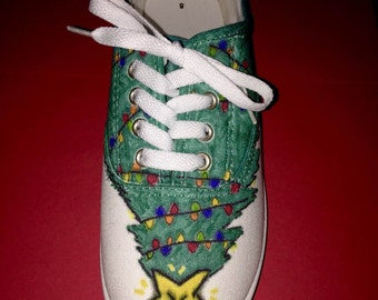 Christmas Tree Shoes