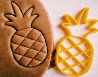 Pineapple Cookie Cutter cookiecutter cookies custom shape custom size custom picture