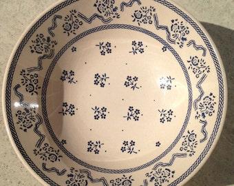 "Johnson Brothers Laura Ashley 6.25"" Diameter * Vintage * Petite Fleur Bowl"