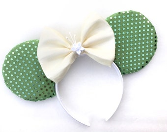 Tiana inspired Mouse Ears