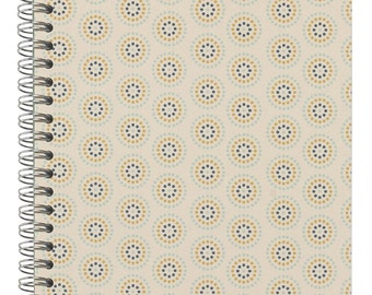NOTEBOOK A5 INDY CREAM