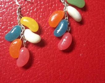 Earring jelly beans