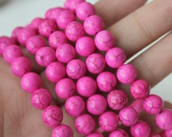 bright pink gemstone etsy
