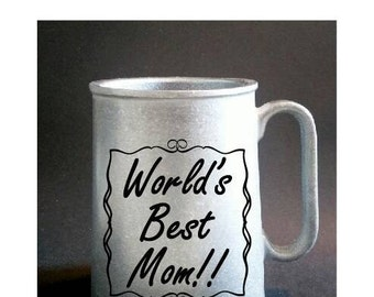World's Best Mom 17 Ounce Mug