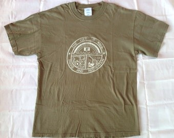 RARE the get up kids band t shirt L