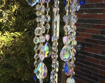 Cinderella's Royal Ball Wind Chime/Sun Catcher