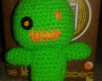 Crochet Voodoo Doll