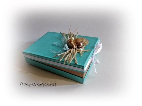 Items Similar To Beach Favor Box Wedding Favor Box Gift Box Party Favor Box Birthday Party